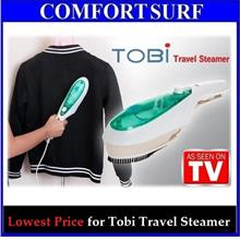 BUY 1 FREE 2 GIFTs! Portable Tobi Travel Steamer Iron Clothes