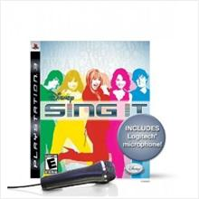 PS3 Disney Sing It with Micriophone (Playstation 3)