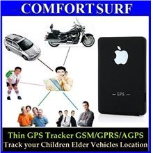 Mini & Thin GPS Tracker GSM/GPRS/AGPS Car Tracking Location Device