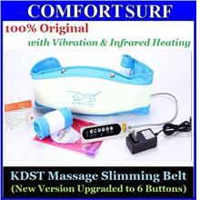 KDST Massage Slimming Belt Vibration with Heating Fitness Function