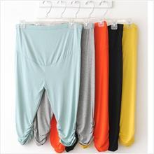 Modal Fashion Maternity Leggings Short Pants