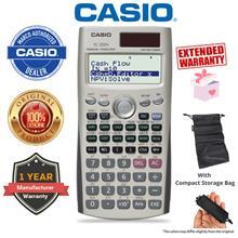 Genuine Casio FC-200V Financial Consultant Calculator Original Packing