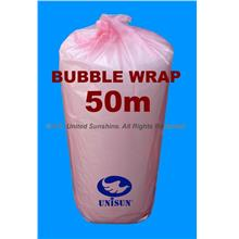 CNY PROMO BUBBLE WRAP Single Layer 1m x 50m Plastic Packing