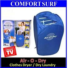 FreeGift Air O Dry Portable Electric Air Clothes Laundry Dryer Drying