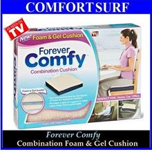 Forever Comfy Combination Foam & Gel Cushion for Comfort Sit & Healthy