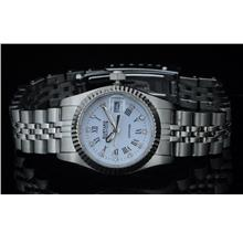 Harvard Polo Ladies Date Watch 0012L-SS-1S