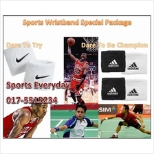 Sports Basketball Wristband Special Package (USA)