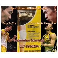 Sports Lonsdale Knee Support (UK) badminton + all sport