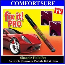 Car Vehicle Fix It Pro Scratch Remover Repair Pen Polish Kit
