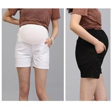 Freedom Match Pregnant Maternity Shorts Casual Pants