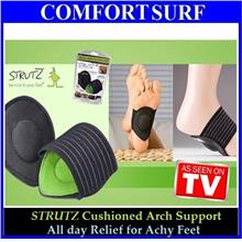 Buy 1 FREE 1 Gifts STRUTZ Achy Foot Relieve Healthy Arch Support