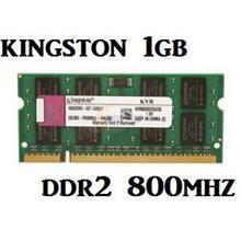 1GB Kingston Notebook Laptop DDR2 RAM 800Mhz PC-6400 KVR800D2N6/1G