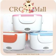 Portable electric lunch box steamer wash rice cooker case food process