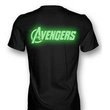 Avengers Glows In The Dark T-shirt