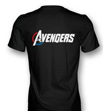 Avengers T-shirt White/Red/Blue