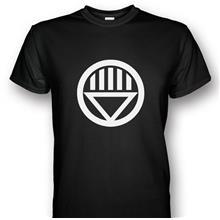 Black Lantern Black T-shirt