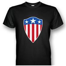 Captain America Classic Shield T-shirt