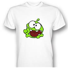 Cut the Rope On Nom T-shirt White