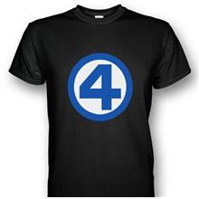 Fantastic Four Symbol T-shirt