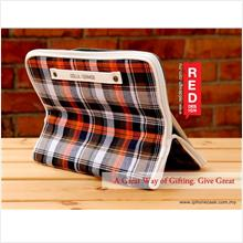 Golla iPad 2 New iPad Flip Folder Case - GLASGOW G1306 - Plaid