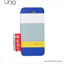 Uniq iPhone 5S iPhone 5 Leather Case - Sea Breeze Blue