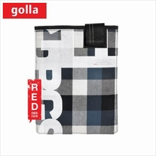 Golla Tablet Pocket for 10.1 inches tablet CHAD G1490 Navy Plaid