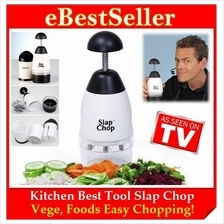 BUY 1 FREE 1 Slap Chop Vege, Fruit Food Chopper Cheese Grater
