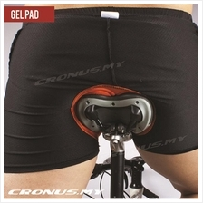 [CRONUS.MY] COOLMAX BREATHABLE COMFORT CYCLING INNERWEAR GEL PAD