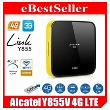 150Mbps Alcatel Y855 4G LTE EE40 Router Mifi Modem Huawei E5776 B593