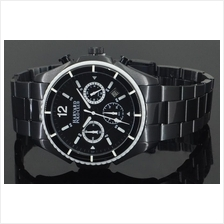 Harvard Polo Men Chronograph Watch 6014G-BLK-41