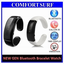 NEW Bluetooth Bracelet Watch Speaker Time Display/Incoming Call