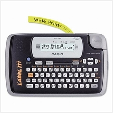 CASIO Calculator Label  Printer, KL-120 [Handy Home Model]