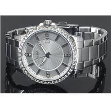 Alba Ladies Swarovski Crystal Watch VJ32-X242SSS