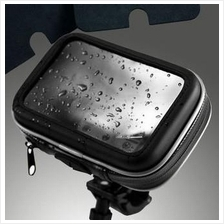 GPS 5.0 inch water-proof high quality adjustable handlebar mount bag