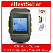 Extreme Deal! GPS Watch Wrist Tracker Real Time Tracking SOS