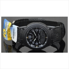 Casio World Time 10 Years Battery Watch AW-80V-1BVDF