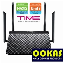 ASUS AC1200 Wireless Dual Band WiFi Router RT-AC1200G Plus unifi maxis