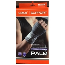 LineUp Fitness Wrist Wrap Hand Tangan Support (Fitness Gym Sport)