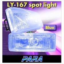 PARA PR-111 4.8x1.5 Blue Spot Light/ Fog Lamp [Free H3 Bulb]