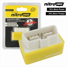 ORIGINAL NITRO OBD2 Tuning Box Increase Engine Performance up to 35%
