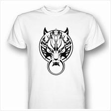 Final Fantasy Advent Children Wolf T-shirt