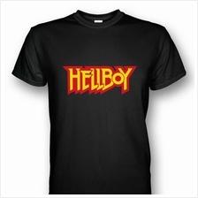 Hellboy Logo T-shirt