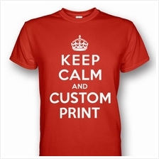KEEP CALM Customized T-shirt