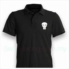 Punisher Classic Symbol Polo Shirt