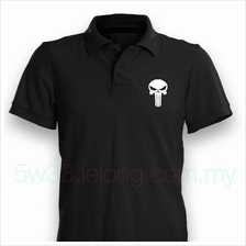 Punisher Logo Polo Shirt