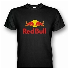 Red Bull Logo T-shirt Red/Yellow