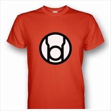 Red Lantern Red T-shirt