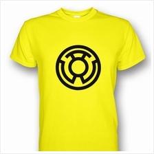 Sinestro Corps Yellow T-shirt
