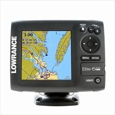 Lowrance Elite 5M HD Marine GPS Chatplotter