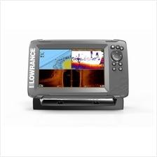 Lowrance HOOK2-7 TripleShot Transducer Fishfinder and GPS ChartPlotter